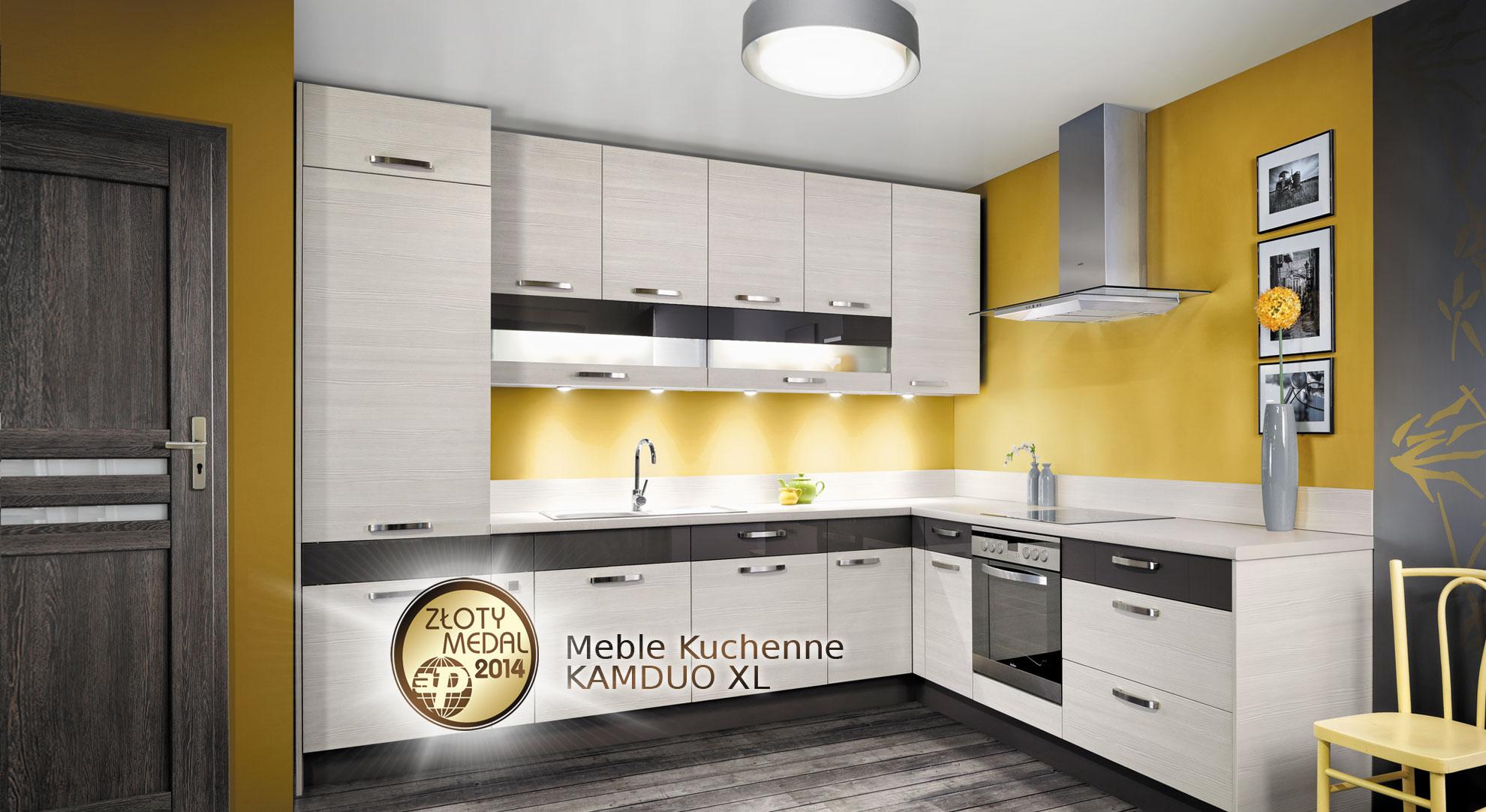 Kuchnie Studio Kam Komfopol Meble